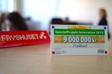 Fryshuset får 9 miljoner från PostkodLotteriet för att utveckla ett nytt arbetsmarknadsprogram för unga som står längst bort från arbetsmarknaden.