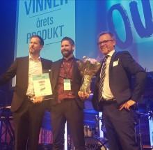 Svenska Oumph! Årets produkt i Norge