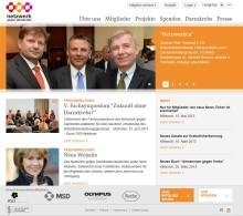 Neue Website bietet exklusive Features für Mitglieder