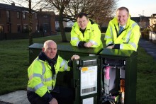G.fast broadband bringing ultrafast speeds to Antrim