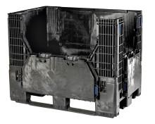 Posten Norge A/S satsar miljövänligt och lägger stororder hos Schoeller Arca Systems på hopfällbar pallcontainer.