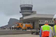 OFFICIAL OPENING OF ST HELENA AIRPORT