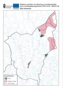 Kartor bredbandsutbyggnad 2020
