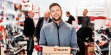Würth öppnar ny butik på bästa läge i Högsbo, Göteborg