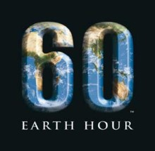 Delta i Earth hour på Vänermuseet i Lidköping