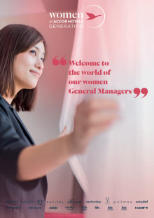 WAAG - Welcome to the world of our women General Managers
