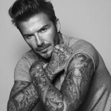Tervetuloa  Biotherm Homme -tiimiin, David Beckham!