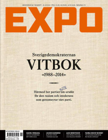 Nytt nummer av Expo hjälper SD att lyfta fram partiets rasism, hat och våld