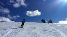 Das Winter Opening 2017/18 im Skigebiet Nauders