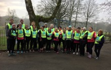 Bury running group launches to help beginners go from 0-5k