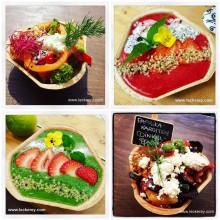Sommerliche Buffet - Ideen mit Füllett