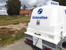 Vattenläcka i Elleholm, Forsbacka och Nabben har troligen lokaliserats
