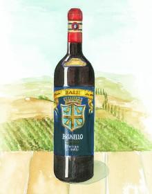 Fattoria dei Barbi Brunello di Montalcino – hyllade årgången 2010 nu i Sverige