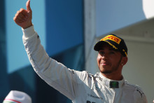 Perfekta däck gav Hamilton segern i Ungerns Grand Prix