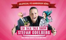 """Förra årets stora succé  """"En Talk Talk Show"""" kommer tillbaka till Hamburger Börs i Stockholm i höst!"""