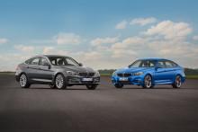 NYA BMW 3-SERIE GRAN TURISMO – ALLKONSTNÄREN I SITT LIVS FORM.