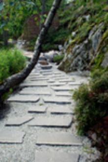 Äntligen är Yasuragi Hasseluddens japanska trädgård klar!