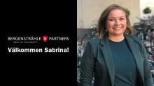 Sabrina Suikki är ny jurist hos Bergenstråhle & Partners i Luleå