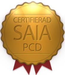 Nu 30st. Certifierade SAIA-integratörer
