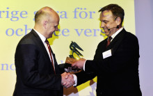 Vitrolife- vinnare av SwedenBIO Award 2012
