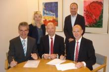 Bayernwerk bleibt Energiepartner für den Markt Arnstorf