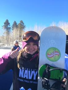 Helene Olafsen med råsterk 3. plass i X Games