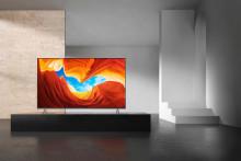 Los nuevos TV XH90 4K HDR Full Array LED  de Sony estarán a la venta en mayo
