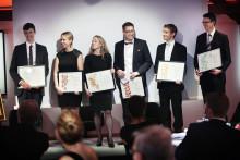 Framstående forskare firades på Fotografiska
