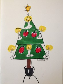 God Jul önskar Gustavsbergs Porslinsmuseum