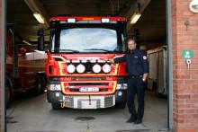 Bättre arbetsmiljö på brandstationen i Norsjö