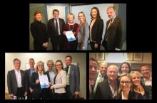 """""""Agenda för hälsa och välstånd"""" presenterar vision och överlämnar rapport till forskningsministern"""