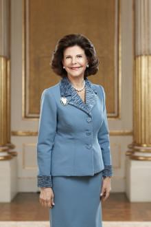 Pressinbjudan: H.M Drottning Silvia invigningstalar på internationell läkarkongress i Malmö