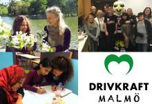 Vi stödjer Drivkraft Malmö för femte året i rad