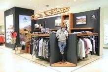 NZA New Zealand Auckland växer och öppnar shop in shop i ledande butiker