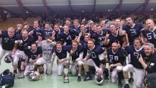 Capitols från Stockholms Universitet vann Student-SM i amerikansk inomhusfotboll