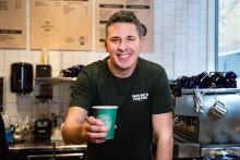 Wayne's Coffee lyfter KRAV-märkt i kampanj