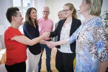Lokala kollektivavtal klara och avsiktsförklaring om förbättrad arbetsmiljö