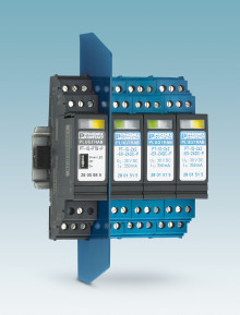 Intelligent surge protection for intrinsically safe applications