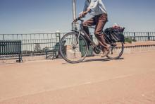 Nu cyklar var sjätte till jobbet - stora skillnader mellan länen