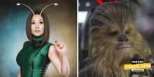 Mød Star Wars-skuespiller og kendt cosplay-stjerne på Comic Con Copenhagen 2018