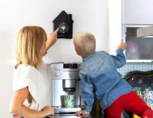 Energiklockan Aware Clock på TV4Nyheterna