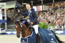 Välkommen till söndagens tävlingar på Stockholm Horse Week