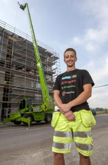1000:e svenska Merlon – Duo-Power till Truckbolaget