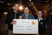 Michael Mackiewicz vann SM i hembryggd öl