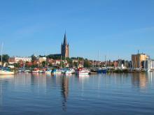 Mariestad blev kommun #100!