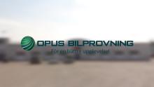 Nu expanderar Opus Bilprovning i Gävle!