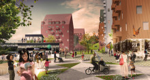 Arkitema Architects vinner stort bostadsprojekt i Alby
