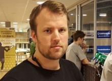 Fredrik Weibull intervjuad om tennis och idrottspsykologi