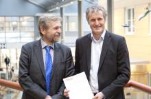 Högskolan i Borås och SÄS inleder långsiktigt samarbete