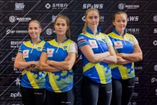 Curling: Världscup-premiär i Suzhou, Kina